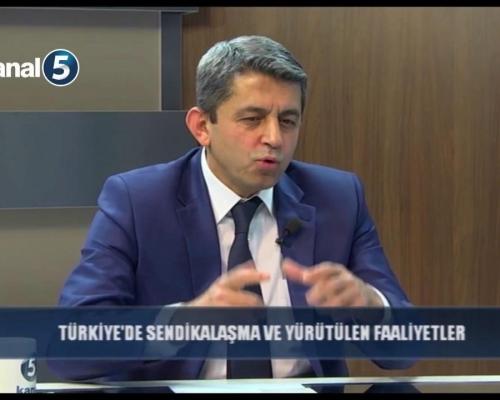Doruklar ve Ufuklar 24.03.2017 Ahmet Eroğlu